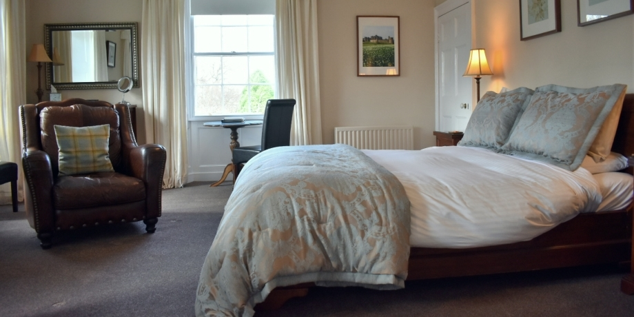 Alnwick room at Chatton Park