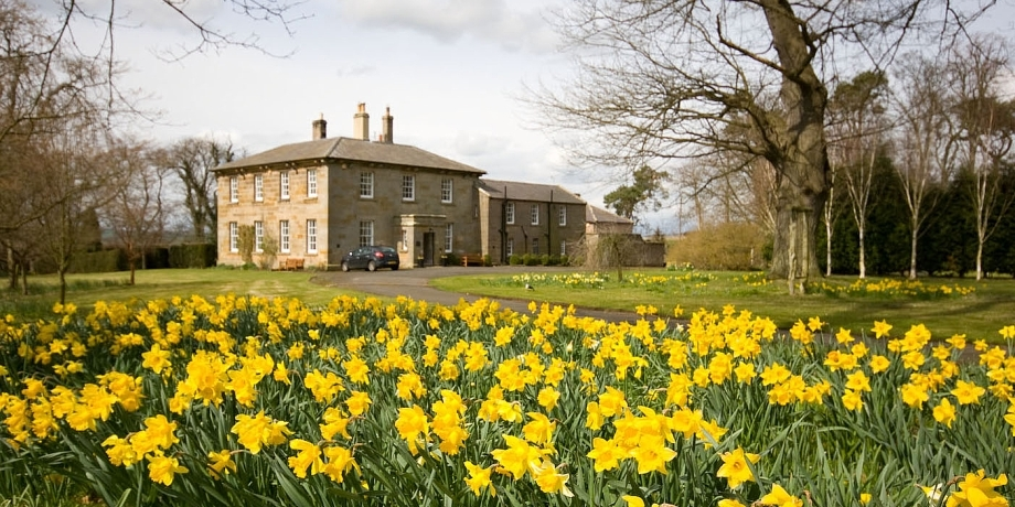 Chatton Park Bed & Breakfast near Alnwick