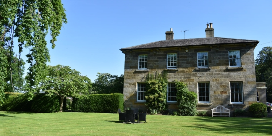 Chatton Park House B&B Alnwick