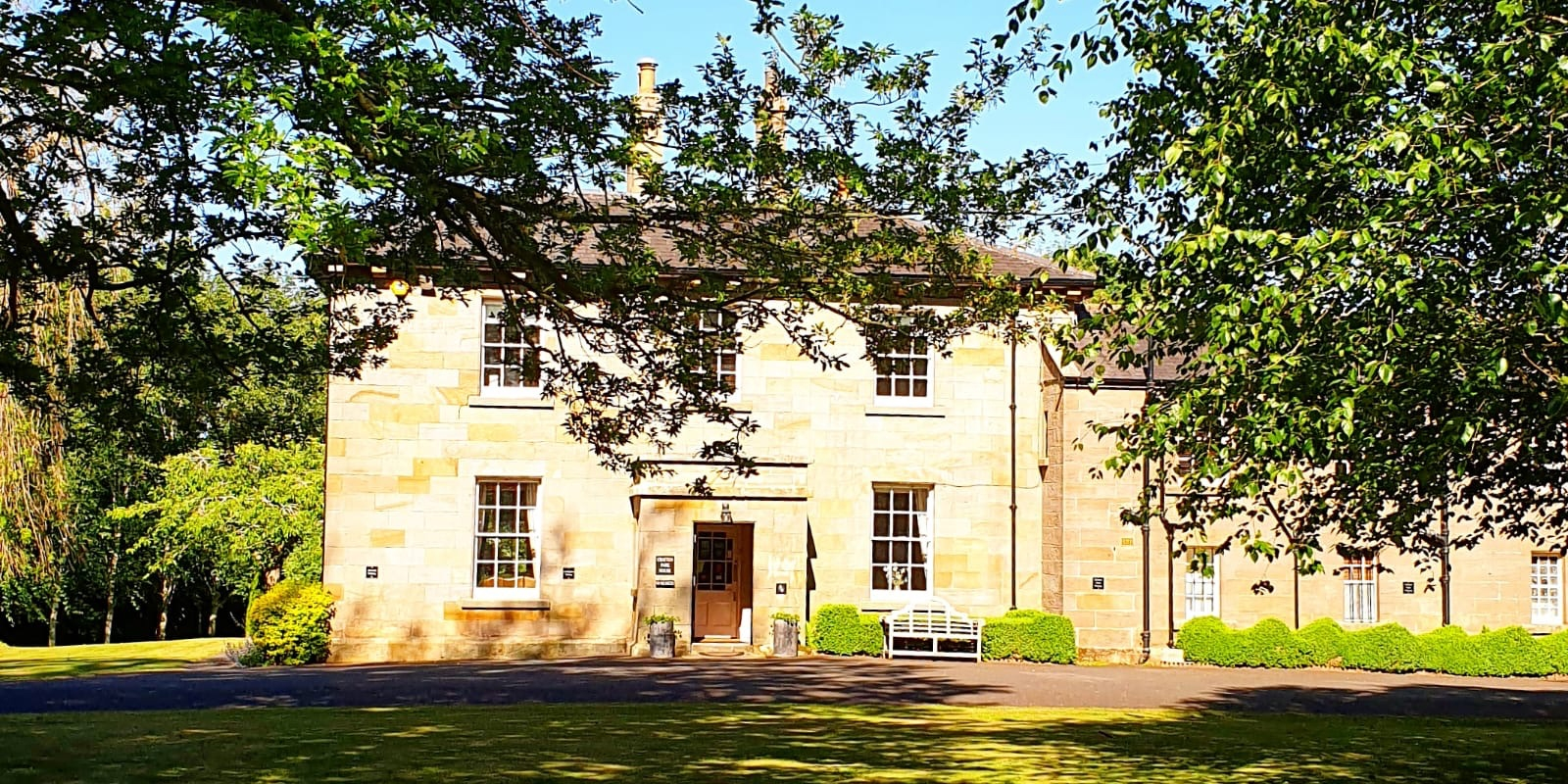 Chatton Park House Bed and Breakfast Alnwick